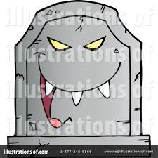 graveyard clipart tombstone clipart 1080298 illustration by hit toon