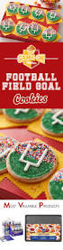 Big W Halloween Decorations Score Big With These Football Field Goal Cookies For Your Home