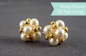 make stud earrings easter jewelry inspiration project how to make earrings studs out