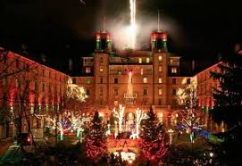 Christmas Lights Colorado Springs Simply Lovely Picture Of Hotel Colorado Glenwood Springs