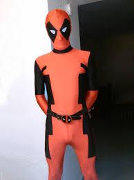 Halloween Costumes Deadpool Deadpool Cosplay Costume Body Suit 15070205 Cosercosplay