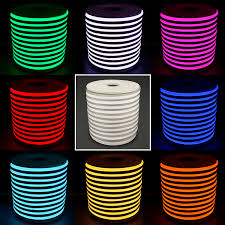 rgb led strip lighting neon led light strip