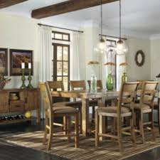 ashley dining room furniture set dining room furniture bellagiofurniture store in houston texas