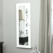 jewelry box wall mounted cabinet armoires hanging jewelry armoire mirror check out mirror jewelry