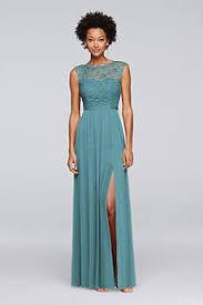 bridesmaid dresses teal turquoise blue bridesmaid dresses you ll david s bridal