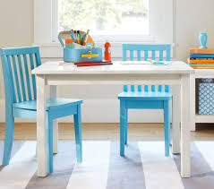 carolina small play table pottery barn kids