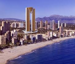 Benidorm Spain Map by Large Benidorm Maps For Free Download And Print High Resolution