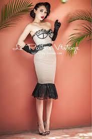 only 7 left in ea size le palais vintage retro beige corset