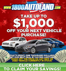 best used toyota car deals on black friday autoland springfield nj toyota chrysler jeep dodge dealership