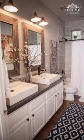 bathroom white farmhouse bathroom vanity fixer upper bathrooms