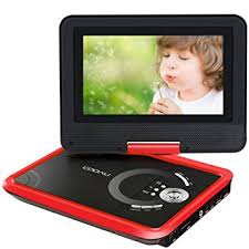 black friday amazon portable dvd player cooau 9 8