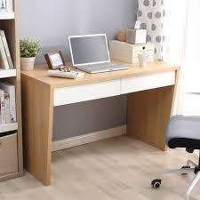 Simple Computer Desk Chao Soil Texture Simple Oak Desk Desktop Home Computer Desk And