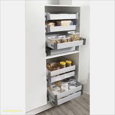 placard coulissant cuisine tiroir coulissant pour meuble cuisine lovely panier de rangement