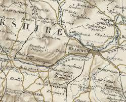 Englefield Berkshire History Of Englefield In West Berkshire Map And Description