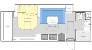 princeton floorplans coromal caravans