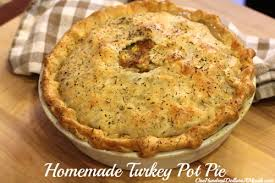 thanksgiving leftovers turkey pot pie recipe one hundred