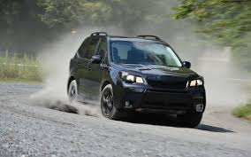 first subaru forester motor trend drives 2014 subaru forester prototype truck trend
