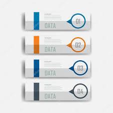 modern design infographic label element vector illustrator design