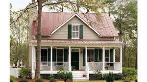 Southern Living House Plans Coosaw River Cottage Allison Ramsey Architects Inc Southern
