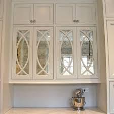 houzz glass kitchen cabinet doors mirror kitchen cabinet houzz