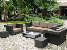 patio small wicker tables outdoor patio sectional furniture sets