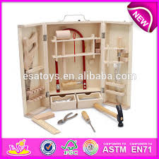 Toy Wooden Tool Bench 2015 Diy Toy Wooden Tool Box Toy For Kids Cheap Funny Wooden Toy