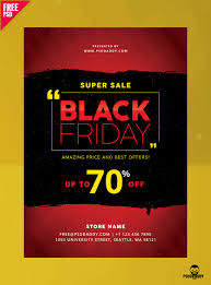 best used deals black friday download black friday flyer free psd psddaddy com