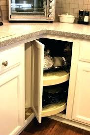 kitchen corner cabinet storage ideas kitchen corner cabinet storage lazy ideas ramanations