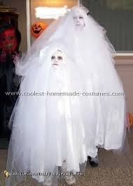 ghost costume and spooky ghost costume ideas