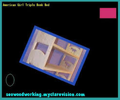 Woodworking Plans For Beds Free by Build A Triple Bunk Bed Free Plans 191705 Woodworking Plans And
