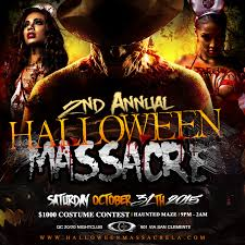 halloween massacre la by aio events on october 31 2015 in