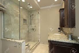 master bath showers emejing luxury master bathroom shower images liltigertoo com