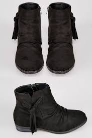 boots uk wide fit wide fit ankle boots footwear yours clothing