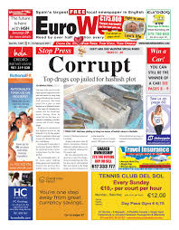 hotel lexus lima tarifas euro weekly news costa del sol 9 15 february 2017 issue 1649