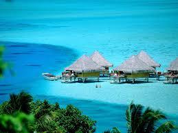 Map Of Bora Bora Bora Bora The Romantic Island Exotic Travel Destination