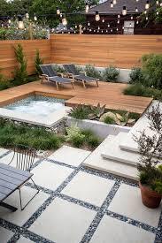 best 25 courtyard design ideas on concrete bench best 25 modern backyard ideas on modern fence mid