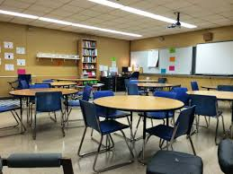 Classroom Desk Set Up Middle Teacher To Literacy Coach Organizing A Balanced