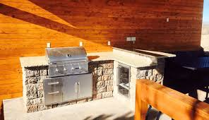 kitchen island grill premier outdoor kitchen bbq island installer serving pueblo