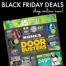 kohls black friday sale kohl u0027s black friday sale live online shop the best deals now