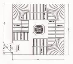 Backyard Sauna Plans by Floor Plan Saunatimes