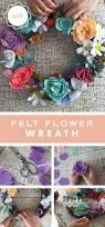 best 25 felt flowers ideas on pinterest felt roses felt