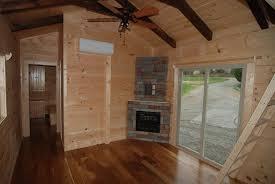 log cabin floors 34 x12 easy keeper park model log cabin mountain recreation