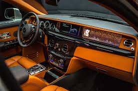 rolls royce ghost interior 2017 2018 rolls royce phantom first look motor trend