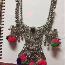 boho necklace wholesale images Boho jewellery boho neckpiece wholesale trader from new delhi jpg
