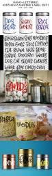 kitchen canister labels handlettered kitchen canister labels
