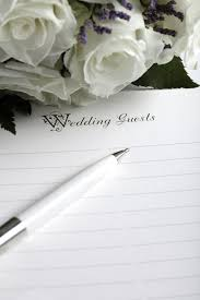 5 things to consider for a wedding guest list