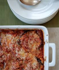 try this no fuss eggplant parm by the 17 day diet cookbook