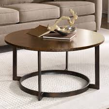 Diy Round Coffee Table by Coffee Table Appealing Round Coffee Table With Copper Legs Habitat