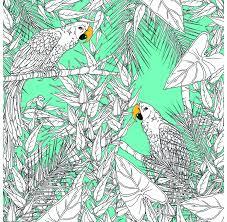 Carnet de coloriage pour adulte  Oiseaux  Clairefontaine
