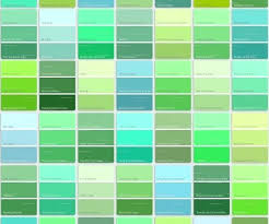 colour shades with names shades of green color different shades of blue a list with color